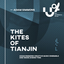 The Kites of Tianjin CD cover 3000x3000