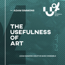 The Usefulness of Art CD Cover